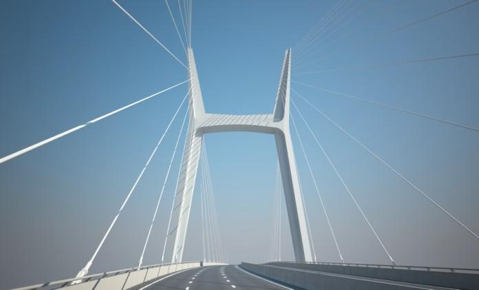 В Новосибирск поступит 1 млрд рублей на строительство четвертого моста через Обь