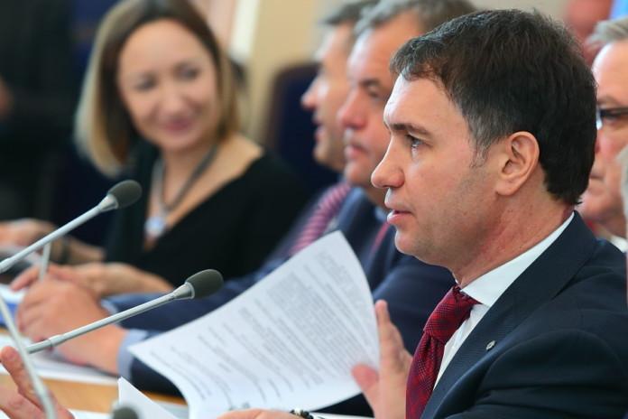 Миниатюра для: Асанцев заявил о поддержке Локтя на выборах мэра Новосибирска