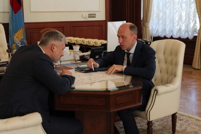 Врио главы республики Алтай попросил у министра транспорта РФ субсидию на строительство дороги до Казахстана