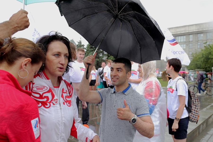 Первый летний месяц в Новосибирске закончится дождями и грозами