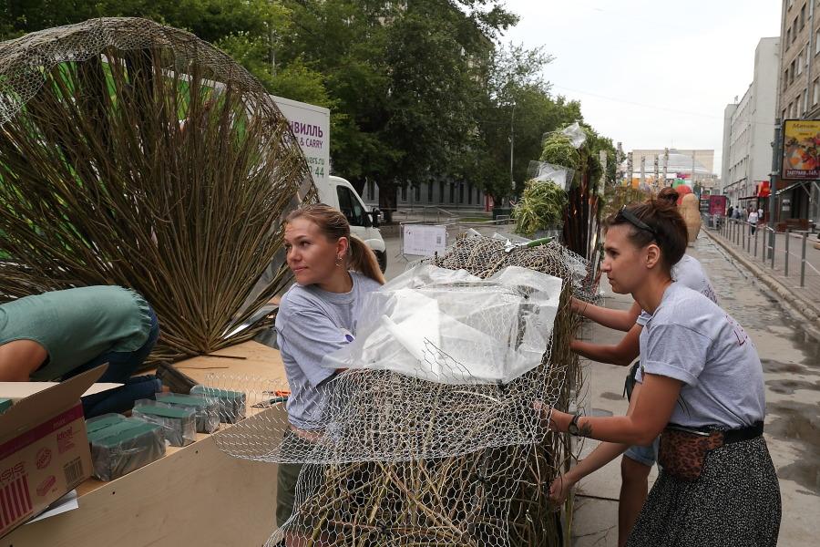 В День города гостей и жителей Новосибирска ждет единая театральная площадка и авангардная концепция
