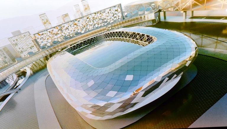 Строительство ледовой арены к МЧМ-2023 в Новосибирской области начнется в июле