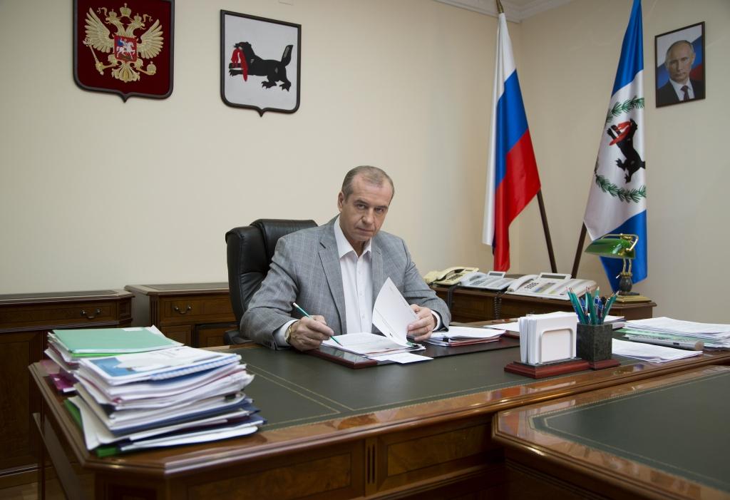 Губернатор Иркутской области попросил омбудсмена РФ проконтролировать расследование уголовного дела Сергея Шаверды