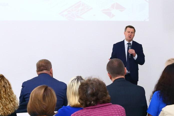 Миниатюра для: Мэр Новосибирска прокомментировал прямую линию Путина