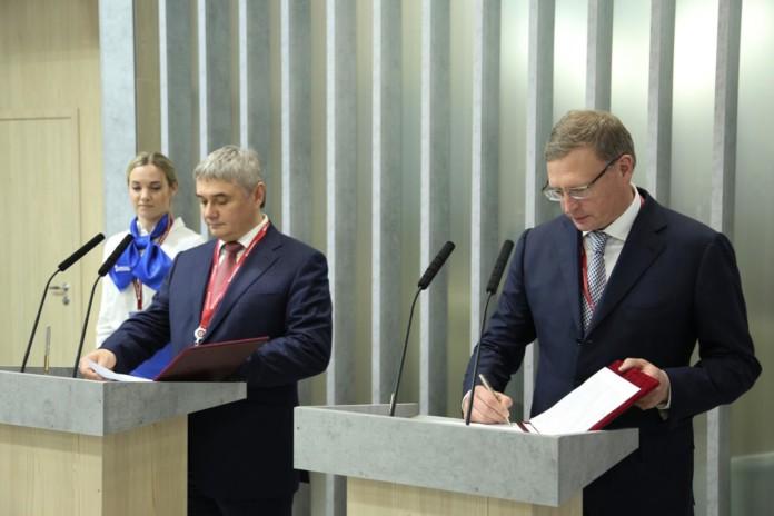МРСК Сибири вложит в развитие энергетики Омской области около 10 млрд рублей