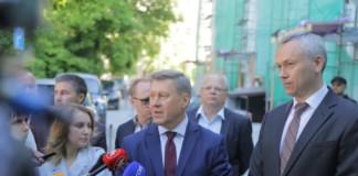 Анатолий Локоть: «В 2019 году планируется капитально отремонтировать 518 многоквартирных домов в Новосибирске»