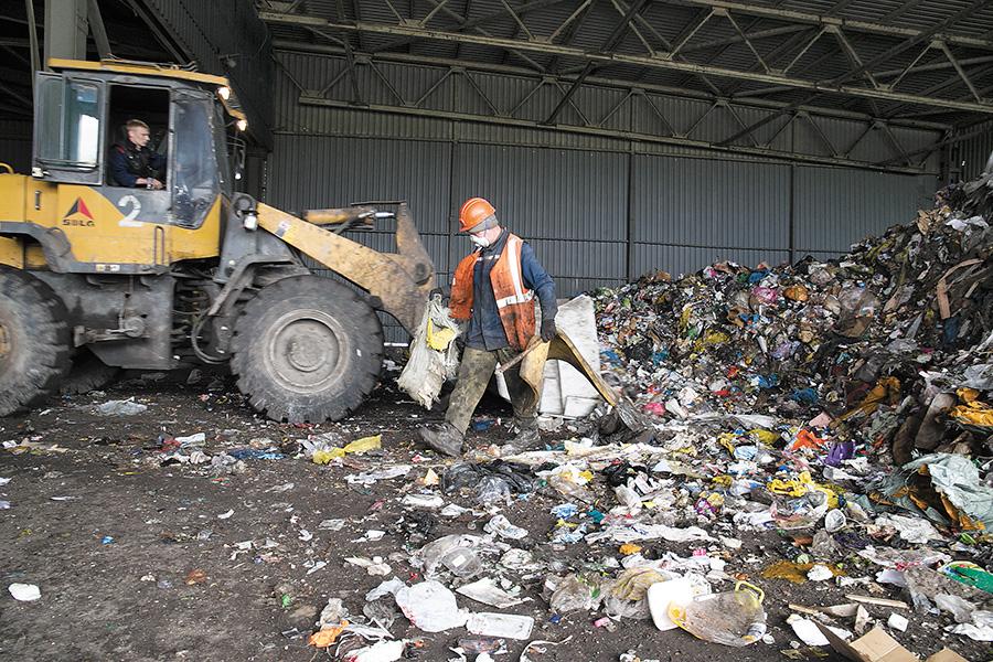 С 1 июля 2019 в Новосибирской области снизится тариф на вывоз мусора