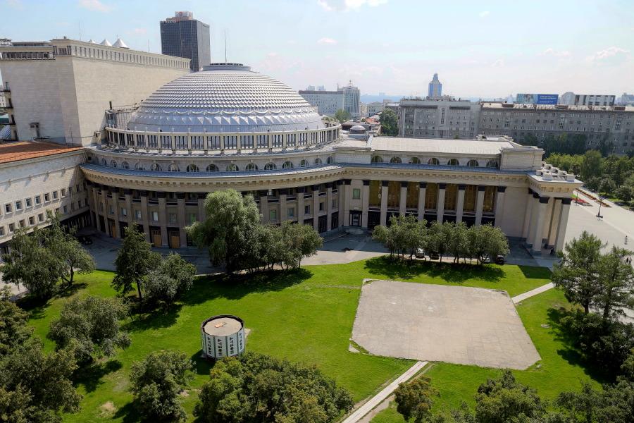 Новосибирский театр оперы и балета реконструируют за 215 млн рублей