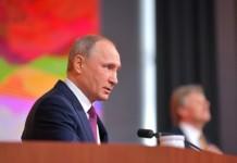 Владимир Путин подписал указ о назначении судей в Новосибирске