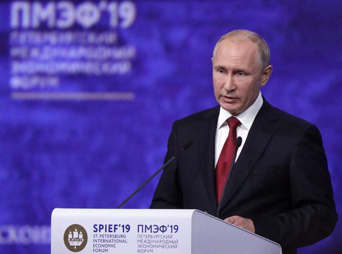 Владимир Путин поручил правительству РФ разработать план развития Центральной и Восточной Сибири