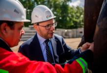 Степан Солженицын проверил готовность СГК к началу летнего ремонта теплосетей Новосибирска