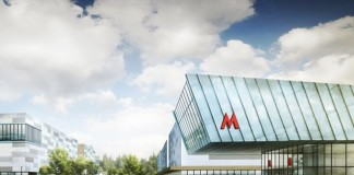 Проект станции метро «Спортивная» в Новосибирске не прошел экспертизу