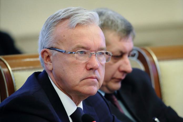 Александр Усс прокомментировал «лесной скандал», развернувшийся вокруг него
