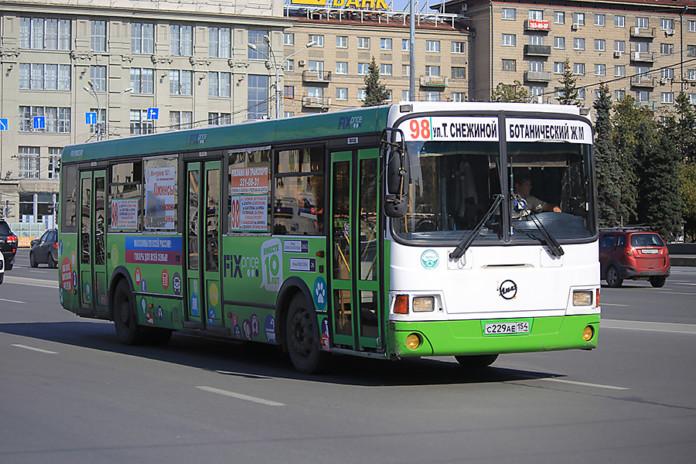 2ГИС теперь показывает местонахождение общественного транспорта