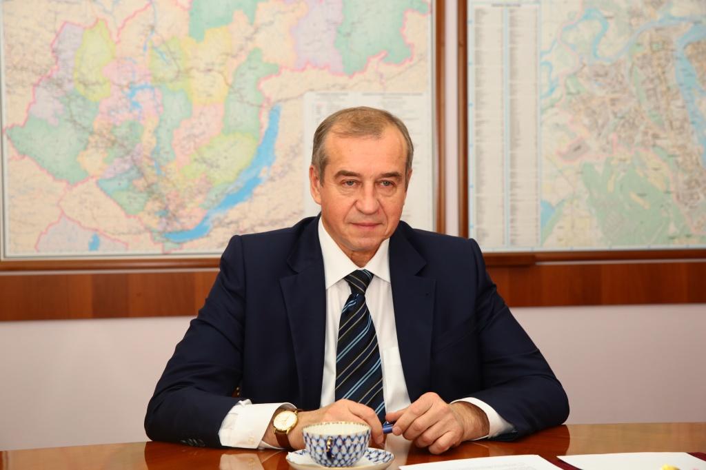 Губернатора Иркутской области выписали из больницы
