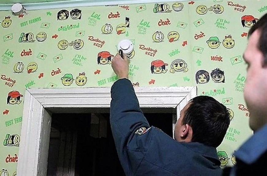 Власти Новосибирской области направили более 40 млн рублей на оснащение домов пожарными извещателями