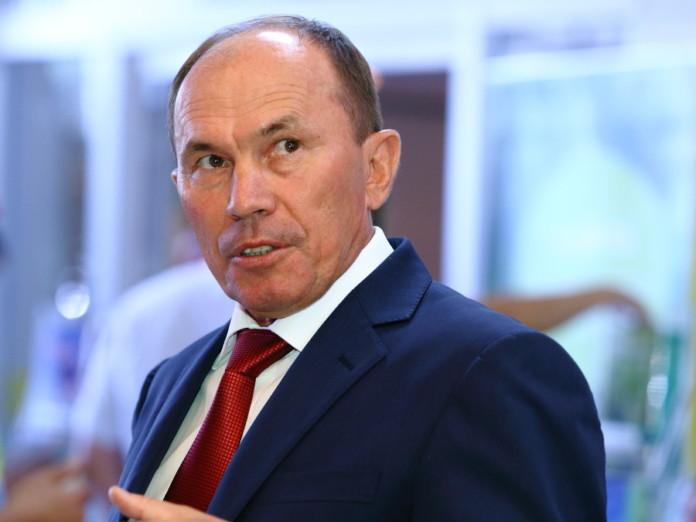Миниатюра для: Вячеслав Ярманов назначен новым вице-губернатором Новосибирской области по развитию сельских территорий