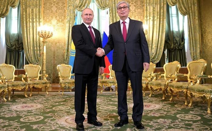 Миниатюра для: Названа дата начала в Омске форума с участием глав России и Казахстана