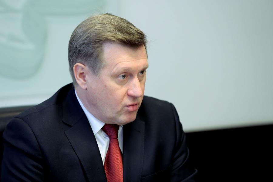 Анатолий Локоть поручил актуализировать генплан Новосибирска