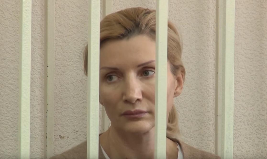 Экс замминистра Красноярского края Надежда Маршалкина получила 10 лет колонии за взятки