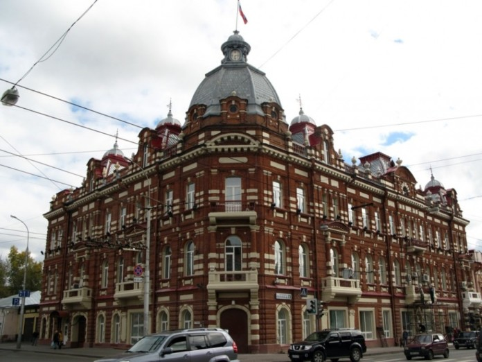 Силовики провели обыски в мэрии Томска и областном Роспотребнадзоре