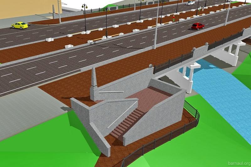 Мост и дорогу в обход Барнаула капитально отремонтируют за 290 млн рублей