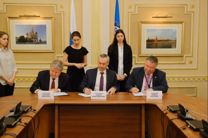 В Новосибирской области будет создан кластер разработчиков и производителей высокотехнологичной медтехники.