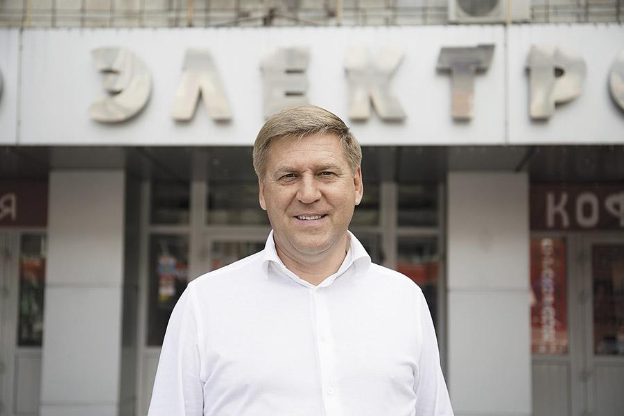 Игорь Рытиков