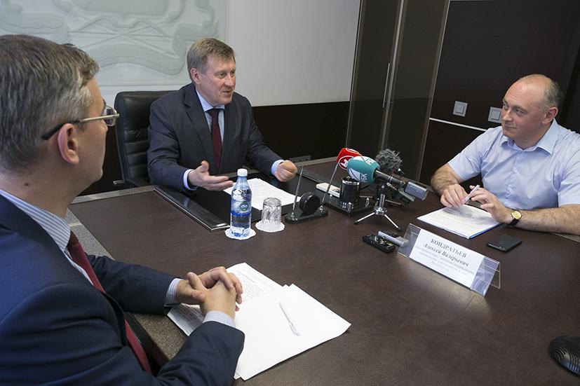 Инерция успеха, или Почему строительный рынок Новосибирска держит пальму первенства? - Картинка