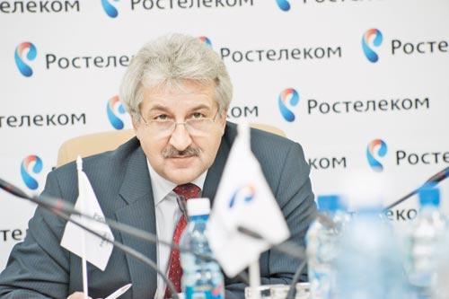 Валерий Беленький покинул пост ректора СибГУТИ