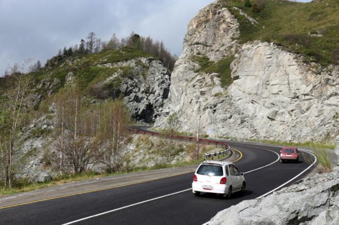 Дорожное покрытие «Чуйского тракта» в республике Алтай полностью обновят к 2022 году