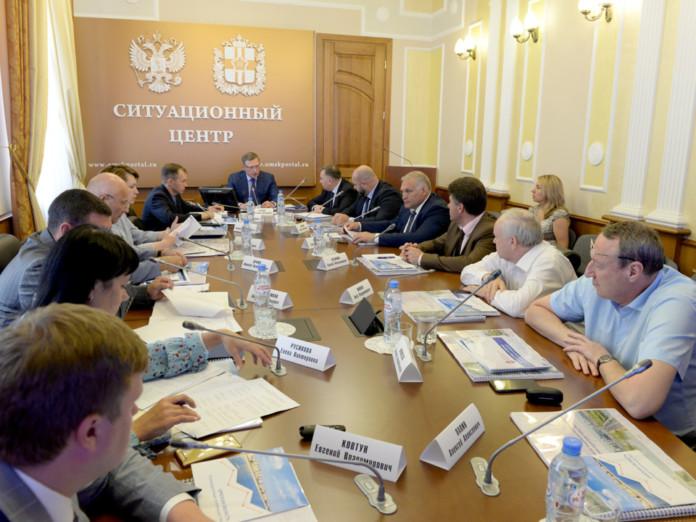 Миниатюра для: Менеджеры АФК «Система» приехали в Омск подбирать участки