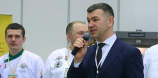 министр промышленности, торговли и развития предпринимательства региона Андрей Гончаров.