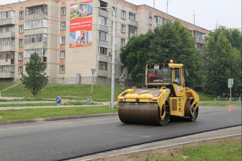 Дороги в новосибирском наукограде Кольцово будут расширены в рамках национального проекта