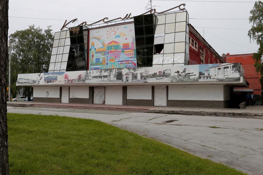 Центр по подготовке хоккеистов «Космос» будет открыт в Новосибирске в 2020 году