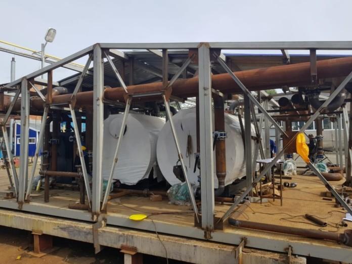 В поселке Томской области строится газовая котельная стоимостью более 60 млн рублей