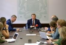 Мэр Анатолий Локоть заявил о создании 2200 дополнительных мест в школах города