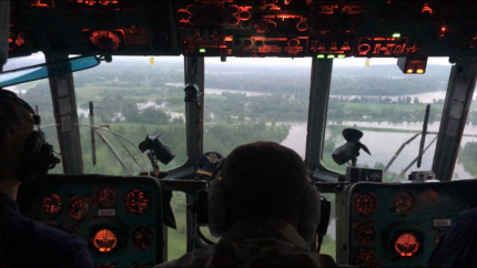 Иркутской области вновь угрожает дождевой паводок