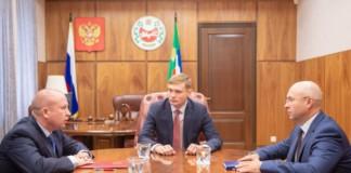 И.о. министра строительства и жилищно-коммунального хозяйства Хакасии стал Сергей Новиков