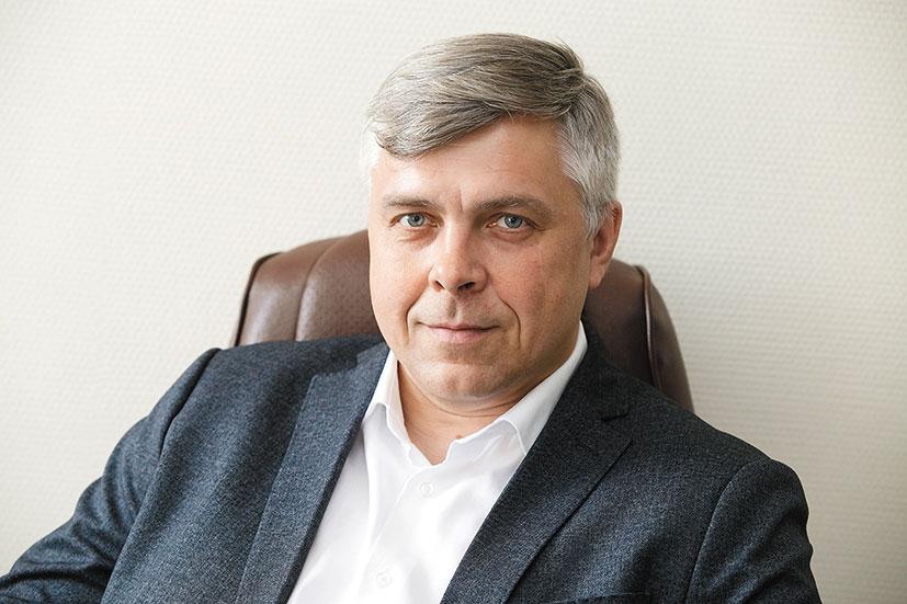 Генеральный директор компании «Сибирь Девелопмент» Игорь Панфилов