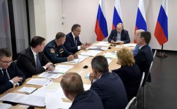 Владимир Путин: «Ликвидацию последствий паводка в Иркутской области нельзя назвать удовлетворительной»