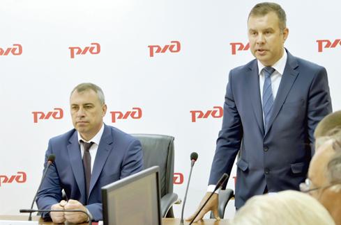 Кузбасское территориальное управление ЗСЖД будет курировать Евгений Шапуленко