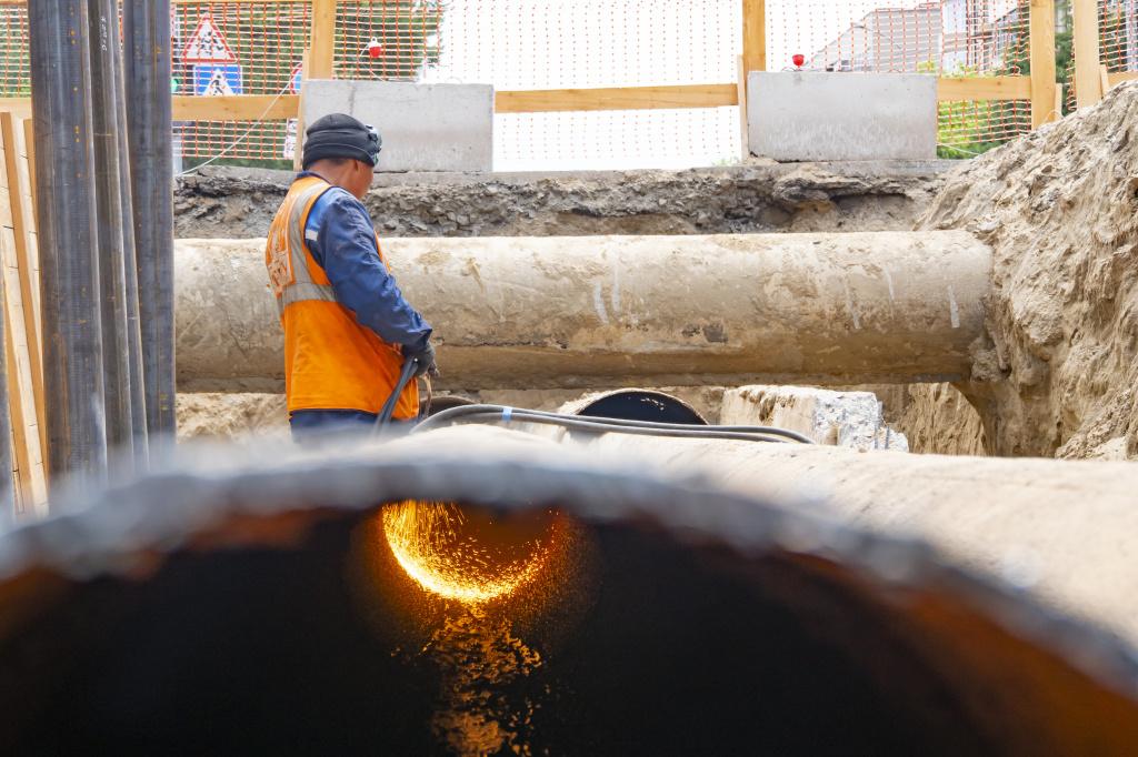 В 2020 году СГК может направить на перекладку магистральных тепловых сетей в Новосибирске 800 млн рублей