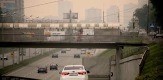 Причина дыма и запаха гари в Новосибирске – природные пожары в Красноярском крае