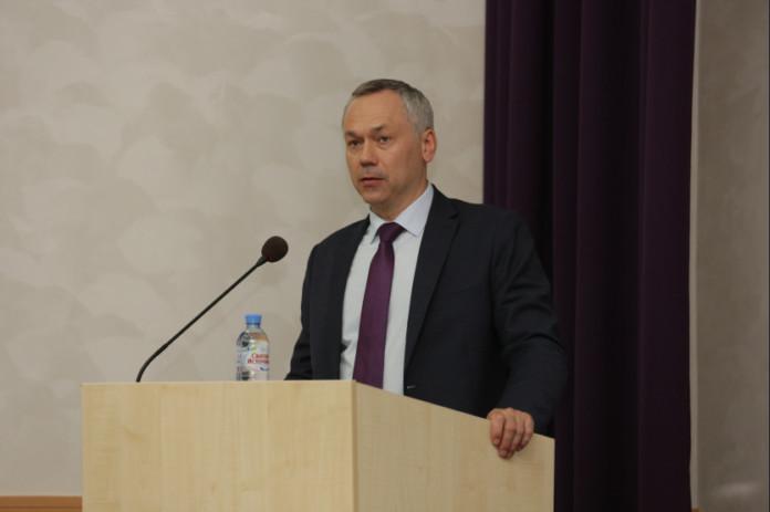 Власти Новосибирская область готовы помочь в привлечении финансирования для развития клиники Мешалкина