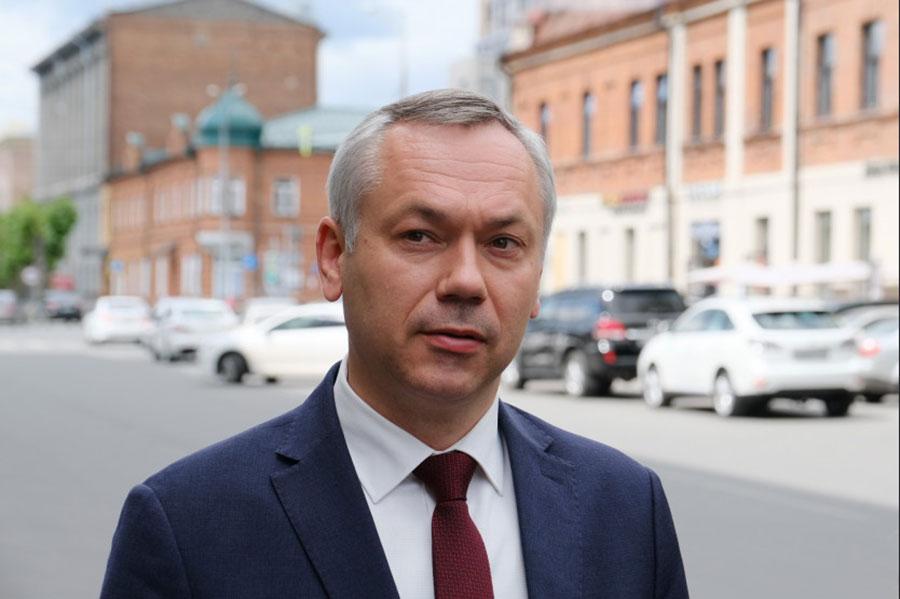 Андрей Травников: « В ближайшие три года предстоит построить 17 школ почти на 14 тыс мест»