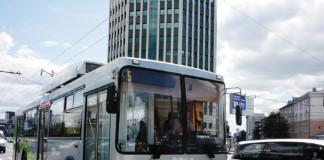 Мэрия Новосибирска и ООО «УК «РОСНАНО» договорились о развитие городского электротранспорта