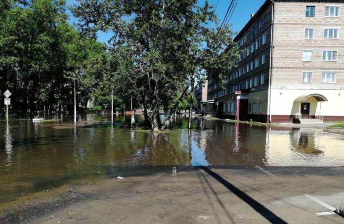 В Тулуне Иркутской области после наводнения жилье будут строить на новом месте
