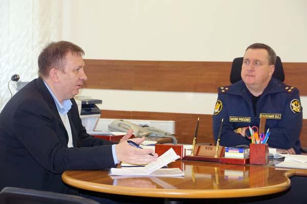 В Красноярском крае назначен главный судебный пристав