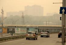 Метеоусловия в Новосибирске в ближайшие выходные могут улучшиться